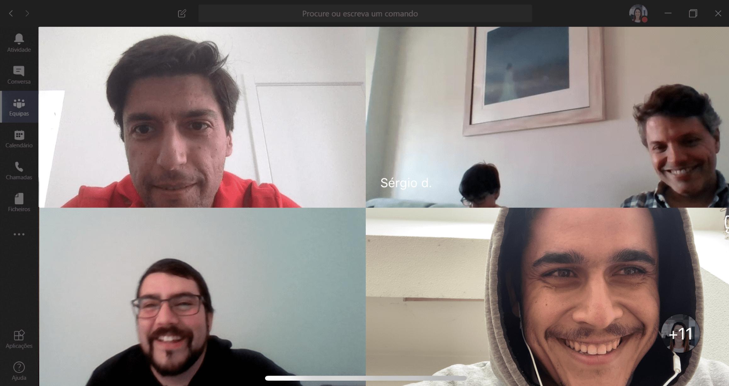 Microsoft Teams - Near Partner Meeting